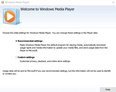 Dimana Windows Media Player Pada Windows 10?