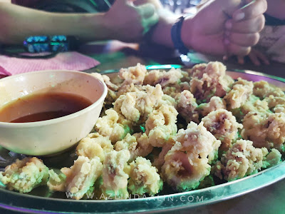 HOLIDAY LANGKAWI PART 4 :  DAY 1 DINNER SEAFOOD DESA PERMATA KUAH LANGKAWI