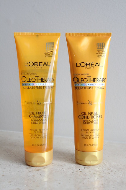 Testei: L'Oréal OleoTherapy Oil Infused