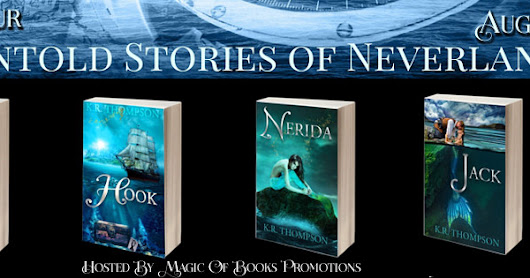 THE UNTOLD STORIES OF NEVERLAND PROMO TOUR
