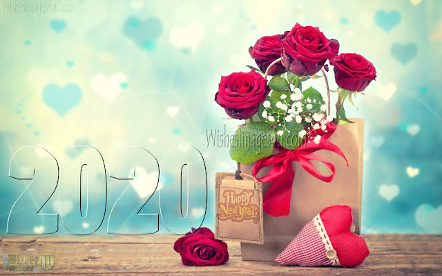 New Year 2020 Love Photos For Lovers