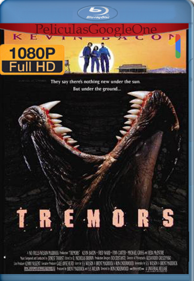Terror bajo la tierra 1 [1990] [1080p HEVC] [Latino-Inglés] – StationTv