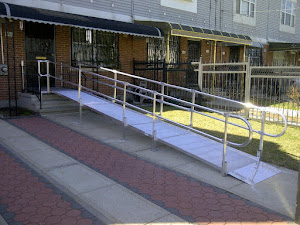 Durable Handicap Ramps