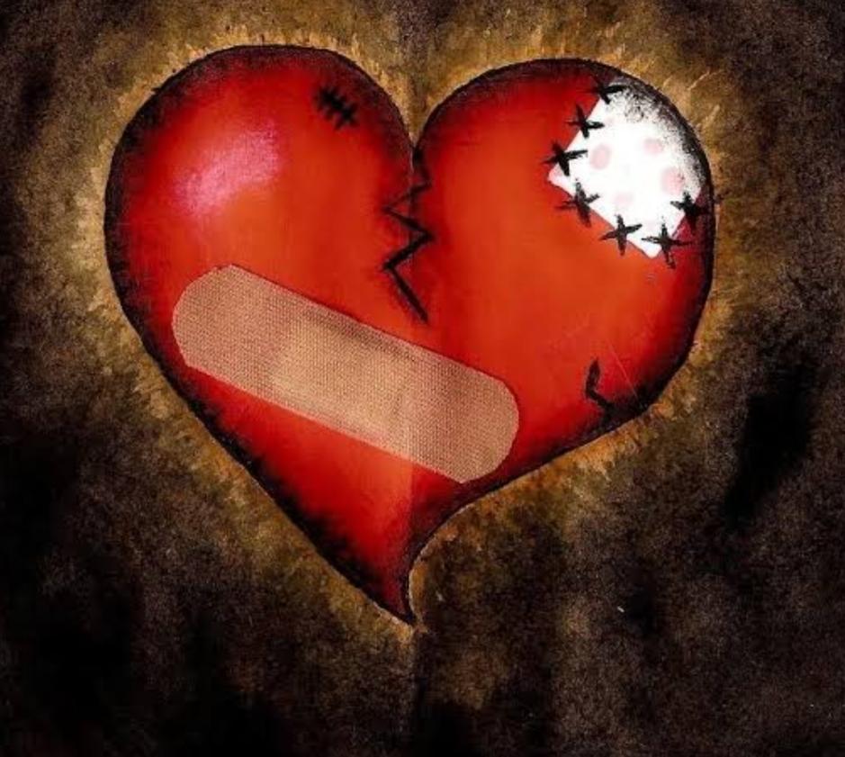 Coração partido: como curar a dor que te entristece. Por Luanna Silva