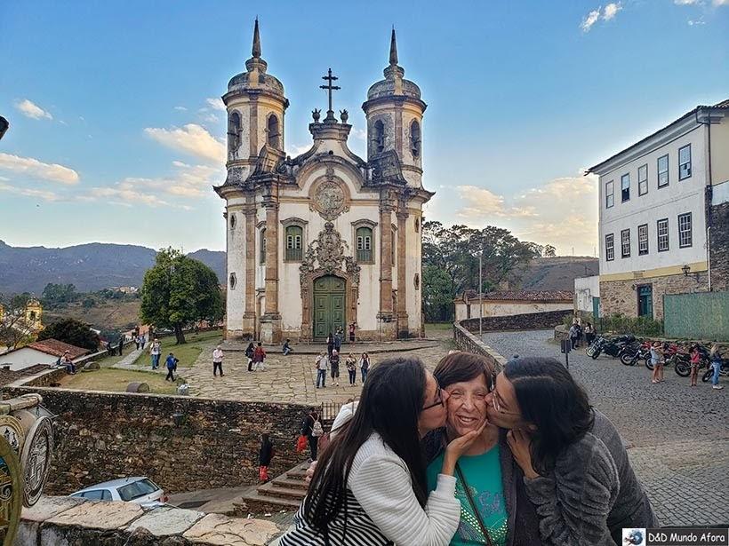 Igreja de São Francisco em Ouro Preto: Retrospectiva de viagem 2019