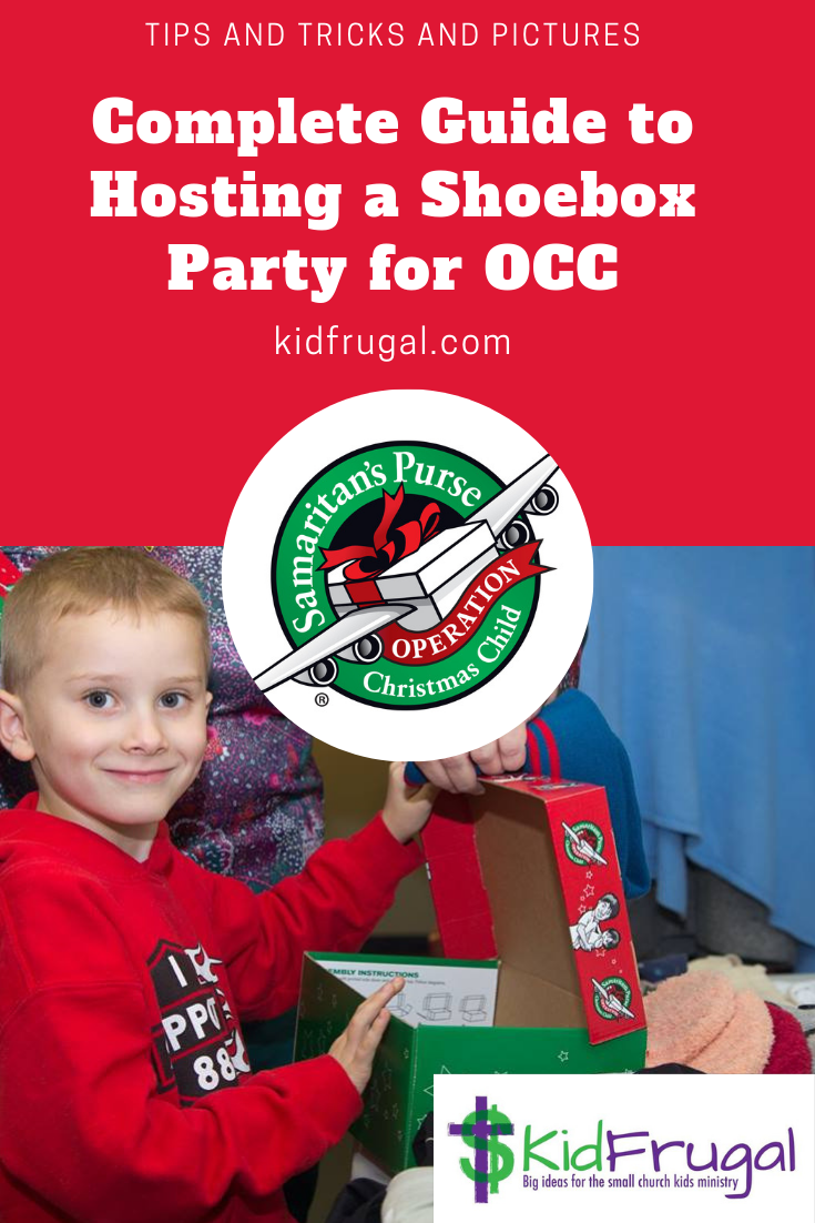 Operation Christmas Child Labels To Print.Kidfrugal How To Host A Shoebox Party