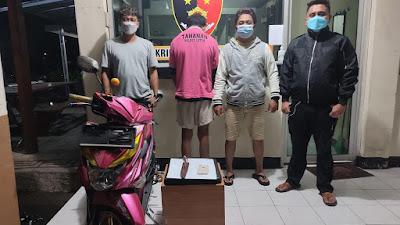 Sempat Kabur, Pelaku Penjambretan Mahasiswi di Lotim Akhirnya Ditangkap Polisi