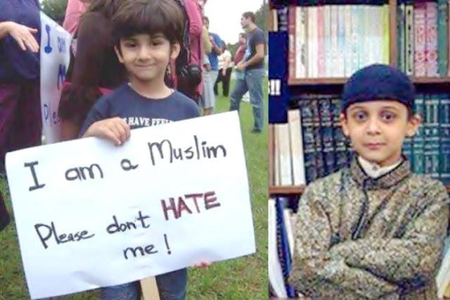Subhanallah, Bocah Ini Memilih Islam Sejak Bisa Membaca. Simak Kisahnya
