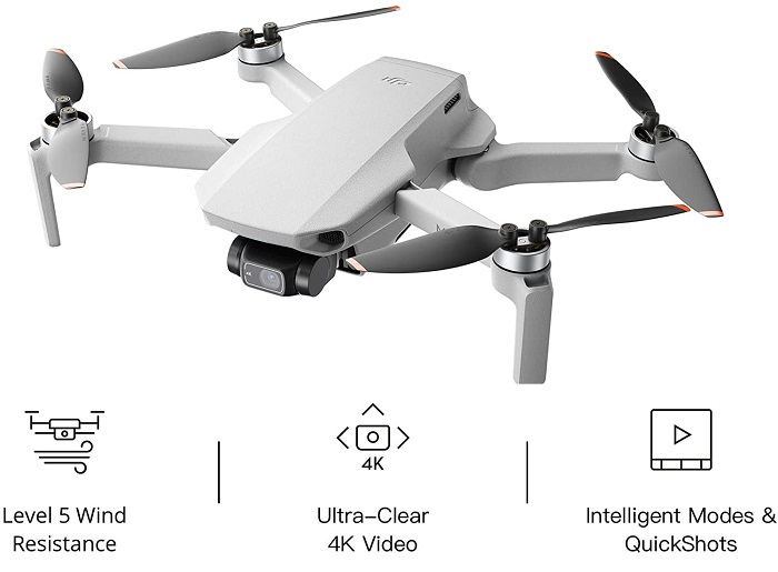 DJI Mini 2 Specs and Features