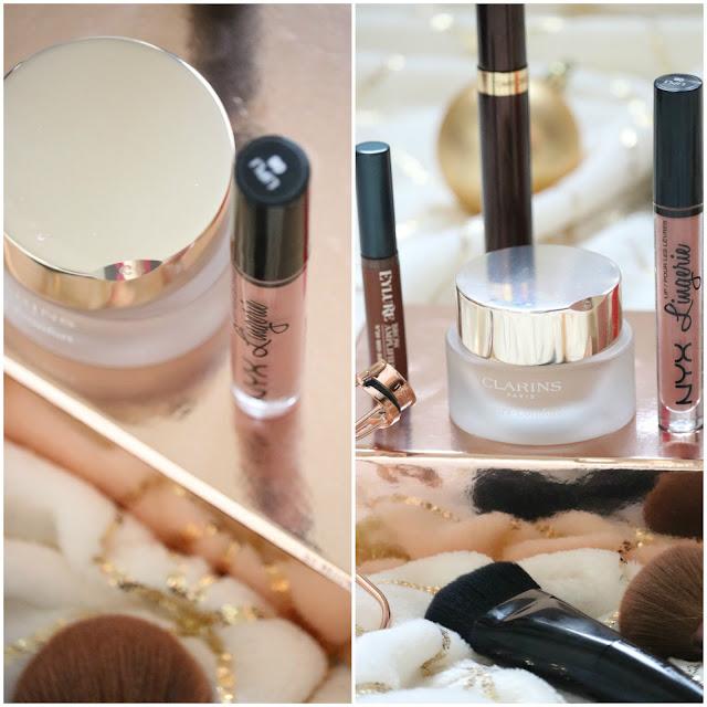 Pebble Grey Mirror + Everyday Makeup Routine