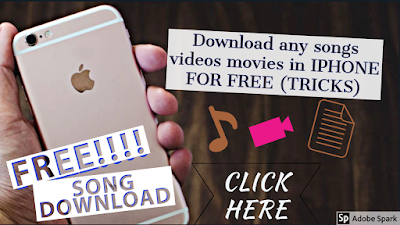 download songs in iphone