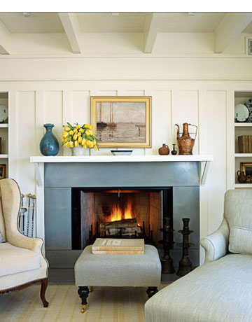 Hydrangea Hill Cottage Board And Batten Interiors