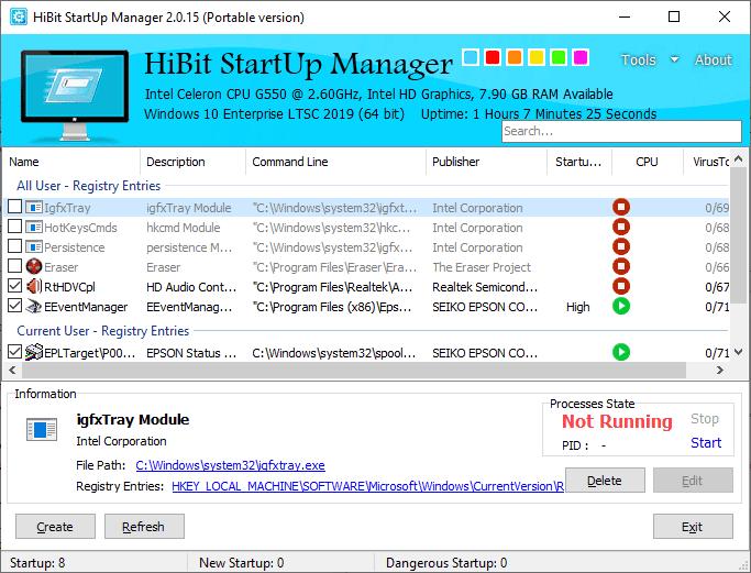 Cómo respaldar y restaurar los programas de inicio en Windows