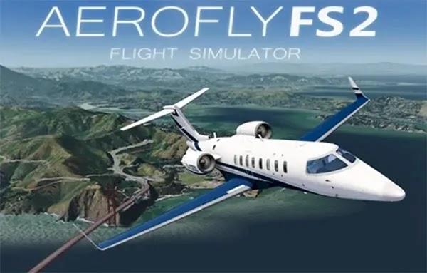 Best Flight Simulator Games PC Aerofly FS 2