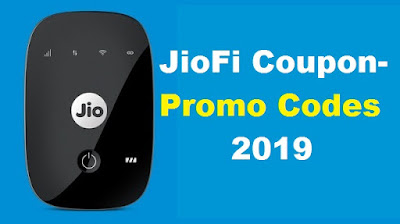 JioFi Coupon Codes