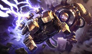 Blitzcrank guide league of legends wild rift