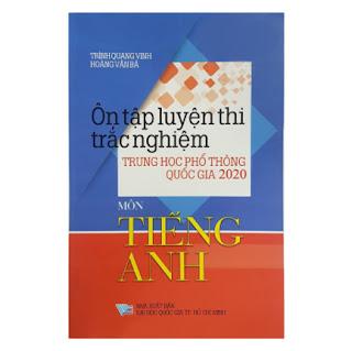 Ôn Tập Luyện Thi Trắc Nghiệm THPT 2020 - Môn Tiếng Anh ebook PDF EPUB AWZ3 PRC MOBI