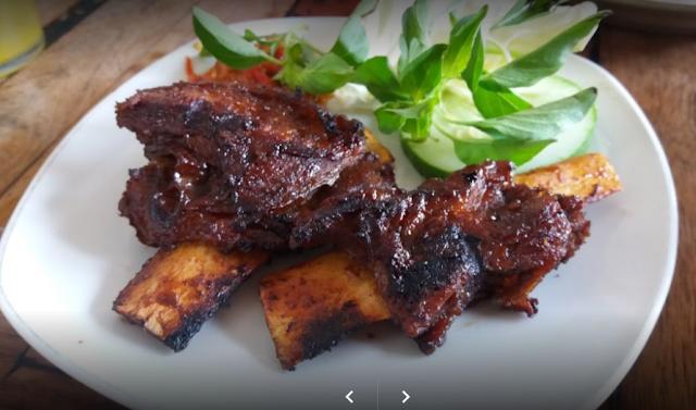 10 Kuliner Makanan Khas Boyolali - Iga Sapi Bakar Boyolali
