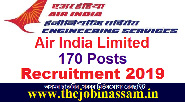 Air India Limited Recruitment 2019