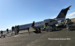 SkyWest, United Airlines Express, Airport, Moab