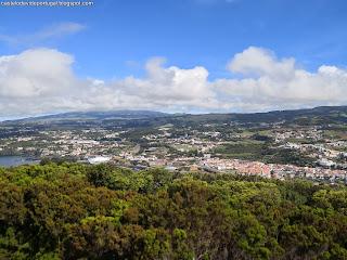PORTUGAL / Monte Brasil, Ilha Terceira, Açores, Portugal