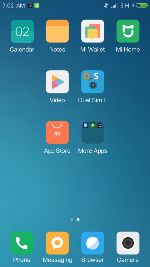 Miui android rom screenshots