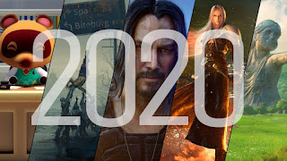 Calendário de lançamentos de games para 2020
