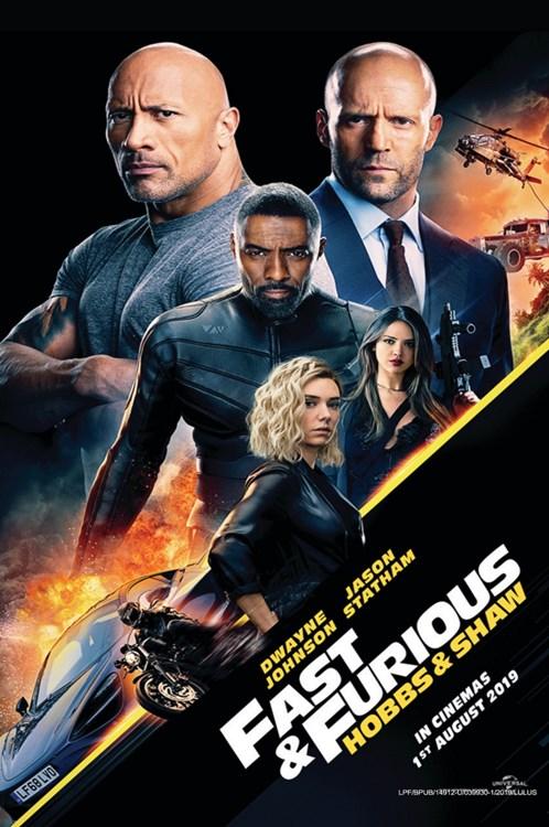 Review Filem Fast & Furious: Hobbs & Shaw