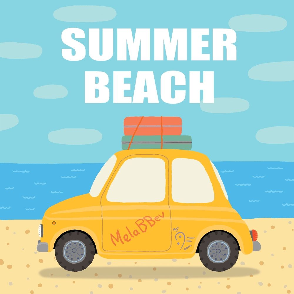 Melabbev – Summer Beach – Single