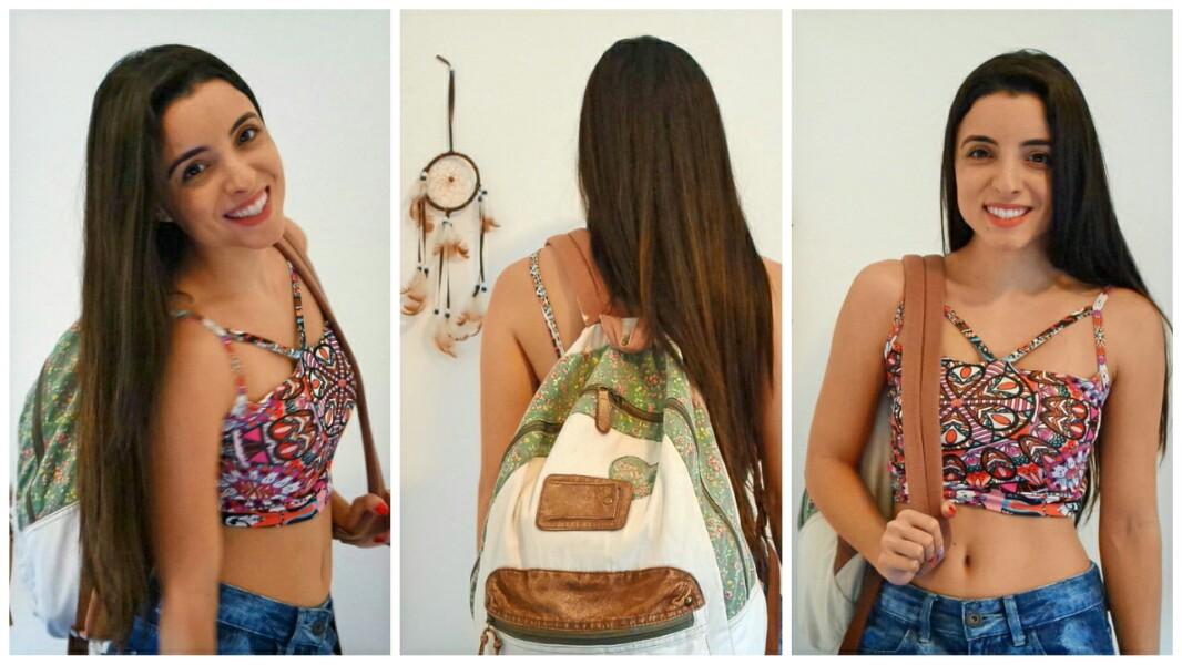 viajar de mochila