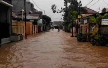 Rumah Berlokasi Di Daerah Banjir