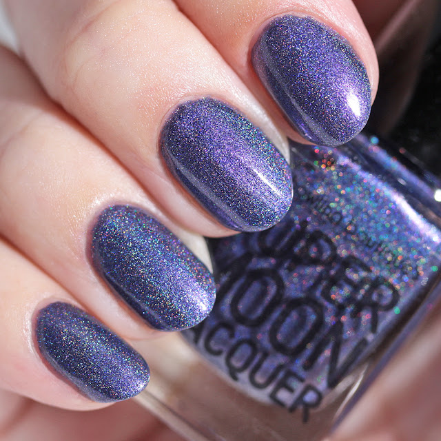Supermoon Lacquer Triangulum