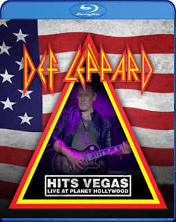 Def Leppard: Hits Vegas Live at Planet Hollywood [BD25]