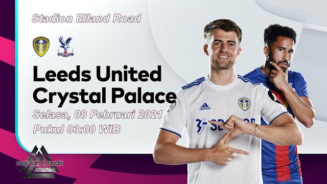 Prediksi Leeds United Vs Crystal Palace