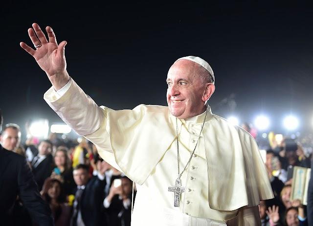 Mensagem do Papa Francisco para o Dia Mundial das Missões 2021