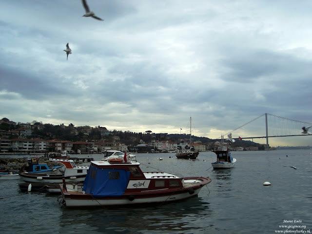 Cengelkoy, Bosphorus, Istanbul