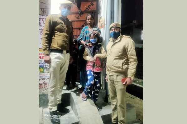 faridabad-news-metro-police-chowki-find-missing-minor-girl