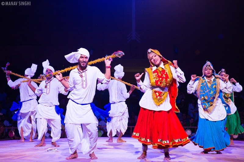 Ghoomar Folk Dance from Haryana