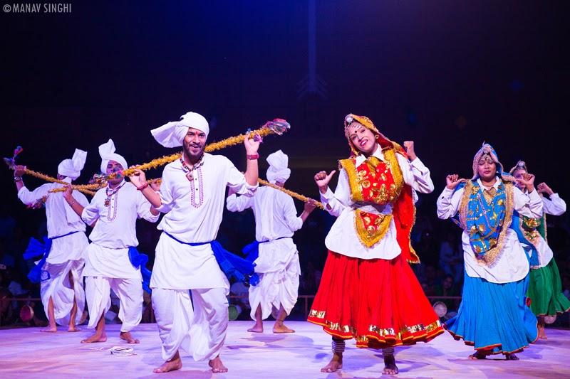 Ghoomar Folk Dance from Haryana