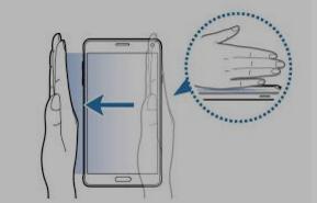 Cara Screenshot Samsung A9 4