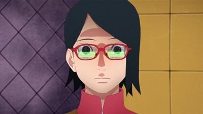 Sarada descubre que su verdadera madre es Sakura.