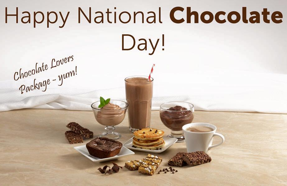 National Chocolate Day Wishes for Whatsapp