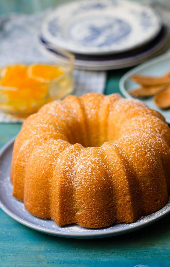 eggless sugee cake