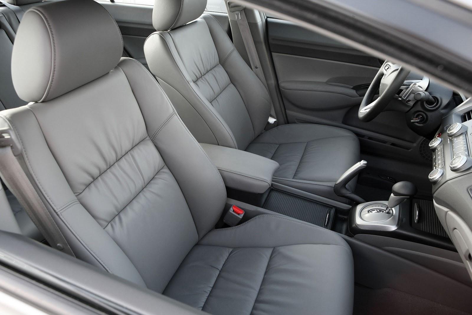 Exceptional Honda Civic LXS SE 2011   Interior