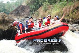 rafting dibogor