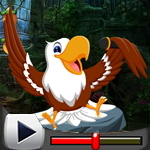 G4K Cute Eagle Rescue Game Walkthrough