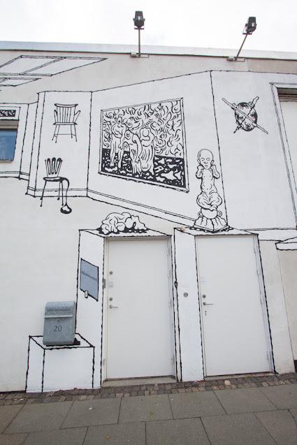 Esbjerg-murales