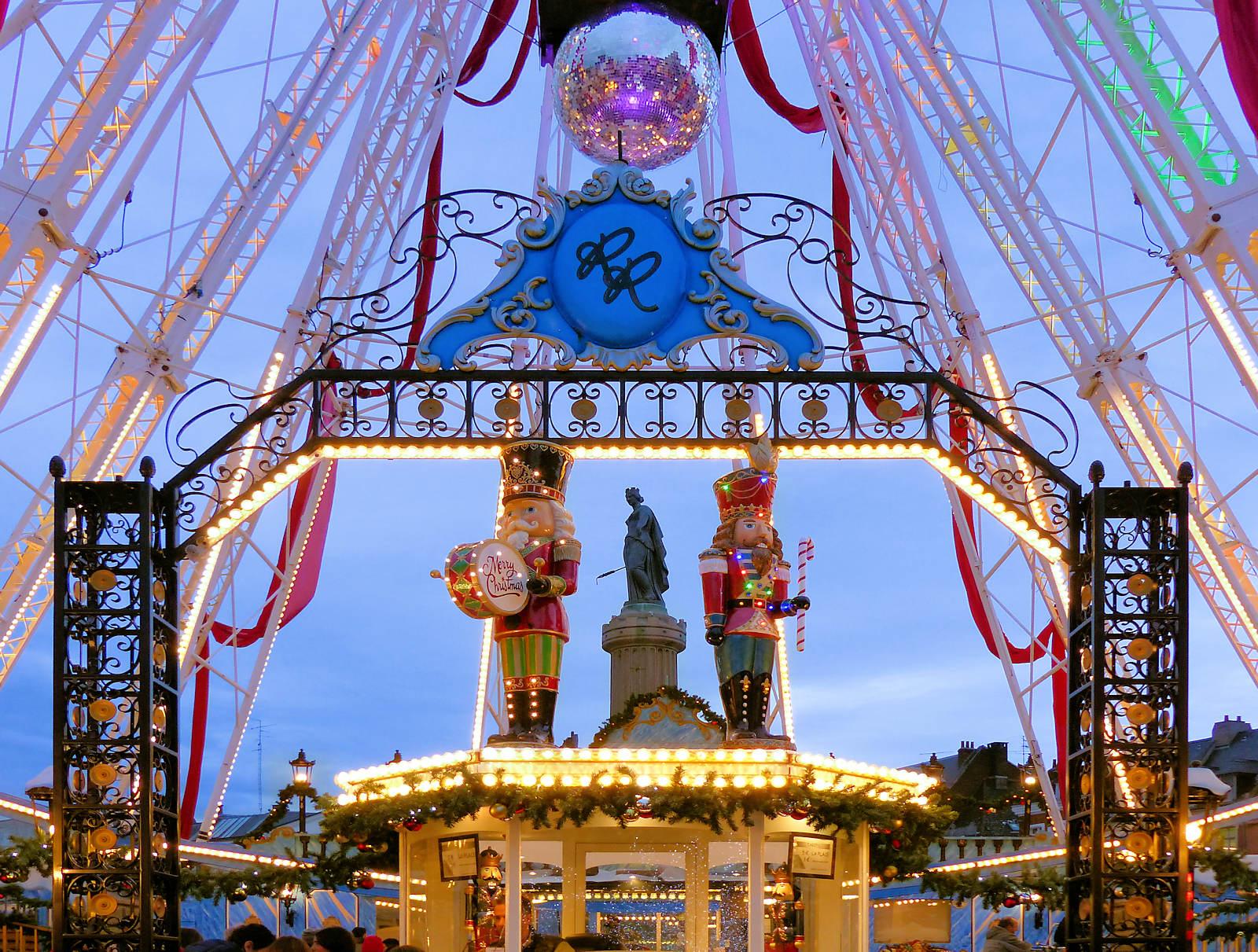 Grande Roue, Grand Place Lille 2019