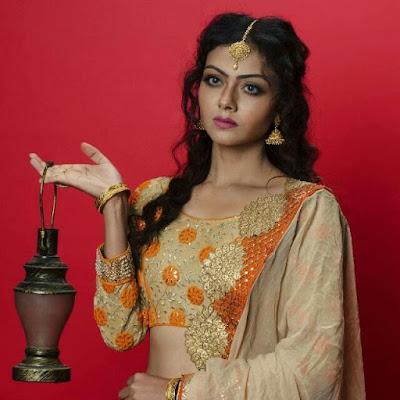 Arina Dey actress