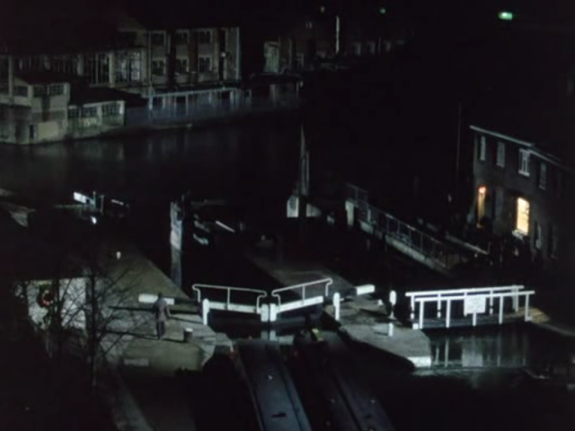 Tinker Tailor Soldier Spy,City Road Lock,Location
